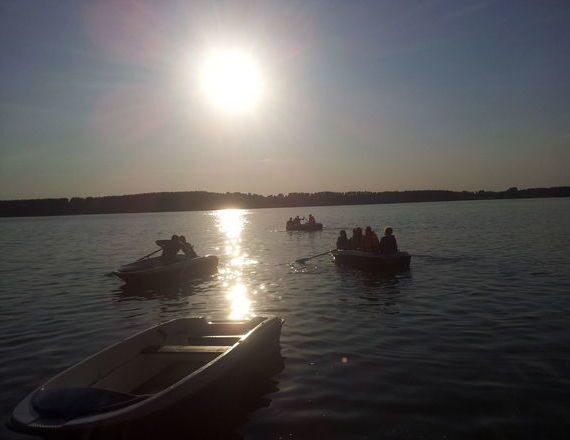 лодка в прокат можайское в
